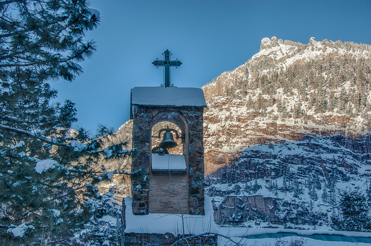 God's country; Ouray, Colorado