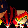 """October 31, 2010 - """"Balloon Glow""""<br /> <br /> I shot this Friday night at he Ballunar Liftoff Festival at Johnson Space Center in Houston. Great fun! The MC calls """"pilots, all burn"""" and the burners are lit for a few seconds. I believe there were over 40 balloons that participated in the competitions. I was also there on Saturday morning shooting the events."""