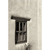 """June 14, 2010 - """"Adobe Hacienda Window""""<br /> <br /> RE Comment yesterday by Andrea Kaus : The French Grocer is not even very close to Paris, Texas that is 585 miles from Marathon, Texas :)"""