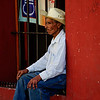 "October 21, 2010 - ""In His Own World""<br /> <br /> Shot on the streets of Oaxaca, Mexico."