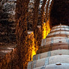 """August 19, 2010 - """"Wine Cellar""""<br /> <br /> Photographed in the wine cellar of the Chateaux de Pierreclos in Burgundy."""