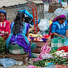 "September 23, 2010 - ""Tiacolula Market""<br /> <br /> This market draws thousands of people every Sunday.  I got so many beautiful and colorful shots from this market that I could have daily posts for a month.  In order to avoid that temptation, here's a gallery with some of my favorites from being there on September 12 - <br /> <br />  <a href=""http://www.dakotacowboyphotography.com/Travel/Oaxaca-Mexico-2010/Tiacolula-Market/13879066_iL4b3#1018058275_jKPzX"">http://www.dakotacowboyphotography.com/Travel/Oaxaca-Mexico-2010/Tiacolula-Market/13879066_iL4b3#1018058275_jKPzX</a><br /> <br /> ""The big gate bordering the church grounds leads you to the Tlacolula market. One of Oaxaca's biggest and oldest, the Tlacolula's market draws tens of thousands from all over the Valley of Oaxaca every Sunday.<br /> Wander around and soak it all in—the diverse crowd of buyers and sellers, and the equally manifold galaxy of merchandise. How about a hand-hewn yoke for your oxen, or a new stone mano and metate for your kitchen? If not, perhaps some live (or ground) chapulines (grasshoppers), maybe a live turkey for dinner tomorrow, or a hunk of sugarcane to chew on while you stroll?<br /> <br /> The Zapotec people who founded Tlacolula (pop. 15,000, 24 miles/38 km east from Oaxaca City) around A.D. 1250 called it Guichiibaa (Place Between Heaven and Earth). Besides its beloved church and chapel and famous Sunday market, Tlacolula is also renowned for mescal, an alcoholic beverage distilled from the fermented hearts of maguey.""<br /> <br /> September 22, 2010 -  <a href=""http://www.moon.com/destinations/oaxaca/oaxaca-valley/east-textile-route/tlacolula/tlacolula-market"">http://www.moon.com/destinations/oaxaca/oaxaca-valley/east-textile-route/tlacolula/tlacolula-market</a>"