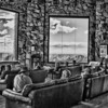 """October 8, 2011 - """"Relaxing""""<br /> <br /> Scene from inside the Grand Canyon Lodge at the North Rim."""