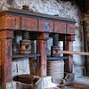 """January 1, 2011 - """"Pressing Through The Years""""<br /> <br /> I am pressing forward with my third year of posting daily photos (almost daily) for 2011.  <br /> <br /> This ancient Olive Press was photographed in Italy."""