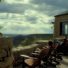 """October 18, 2011 - """"Mellowing Out""""<br /> <br /> The Grand Canyon Lodge at North Rim, Arizona 86052."""