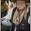 "May 16, 2013 - ""Coffee Time""  - on the trail in the Old West"