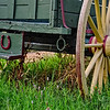 "July 12, 2011 - 'Wagon Stop""<br /> <br /> I returned to one of my local favorite spots to try out my new camera.  Wagon trains once stopped on this hill in an area then called Blossom Prairie in Texas on their way to California.  The hill is about 1/2 mile from the church and chapel photos posted the previous two days.<br /> <br /> Enlarge the image to checkout the detail"
