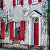 "June 1, 2011 - ""145""<br /> <br /> Liked the colors of this house while walking the streets last month in Charleston, SC."