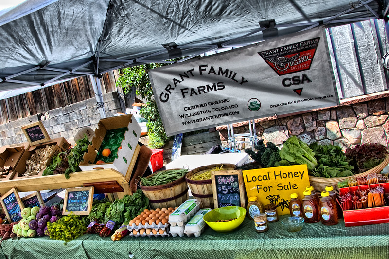 """July 30, 2010 - """"Farmers Market""""<br /> <br /> Shot at Minturn, Colorado.<br /> <br /> (found this while cleaning up my Daily Community proofs folder)<br /> also discovered that my Minturn gallery is featured by SmugMug at<br /> <br /> <a href=""""http://www.smugmug.com/search/index.mg?searchWords=Minturn&searchType=global&x=3&y=2"""">http://www.smugmug.com/search/index.mg?searchWords=Minturn&searchType=global&x=3&y=2</a>"""