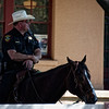 "April 3, 2011 - ""Watchful Eyes""<br /> <br /> This was shot at the Ft. Worth Stockyards while we were waiting for the cattle drive to reach our point on Exchange Street."