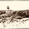 "5/7/2011 - ""Little Cumberland Island Lighthouse""<br /> <br /> 5/6/2011 <a href=""http://en.wikipedia.org/wiki/Little_Cumberland_Island_Light"">http://en.wikipedia.org/wiki/Little_Cumberland_Island_Light</a><br /> ""Little Cumberland Island Lighthouse is a lighthouse in Georgia, United States, on the north end of Little Cumberland Island, Georgia<br /> <br /> Little Cumberland Island Lighthouse was built in 1838. It had fourteen lamps generating a fixed light, which distinguished it from the older tower to the south that had a revolving light. In 1874, a brick wall was built around the lighthouse to protect it from the encroaching sea. The lighthouse was in service until 1915 when it was deactivated. The keeper's house and all other light station buildings were demolished in 1968, but the tower remained. The tower was renovated in 1994 to 1998. A large dune protects the lighthouse from the ocean, but as a result the tower is now barely visible from the water. Little Cumberland Island is privately owned and is not open to the public.<br /> The lighthouse is on the National Register of Historic Places, No. 89001407. It was designated on August 8, 1989"""