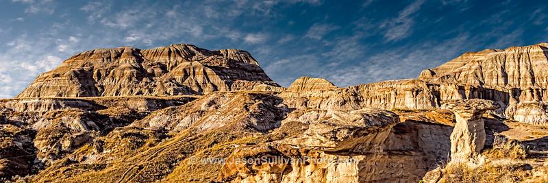 Badlands Rocky Expanse