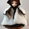 Cecily's Sheep Cloak