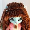 Brown Crochet Wig!