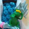 Lagoona's science-experiment froggie