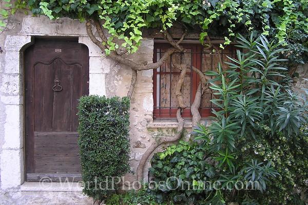 St Paul de Vincent, Monaco