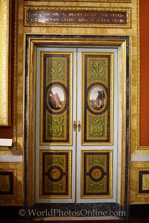 Borghese Gallery Door