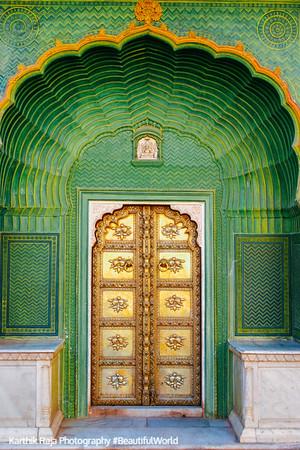 Jaipur City Palace, Rajasthan, Incredible India
