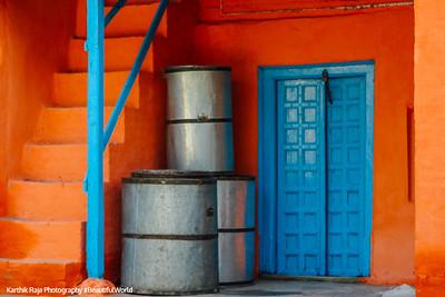 Door, Chanaur, Kangra Valley, Himachal Pradesh
