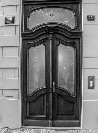 Elegant Double Door