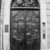 Wow! Beautifully Detailed Carved Doorway