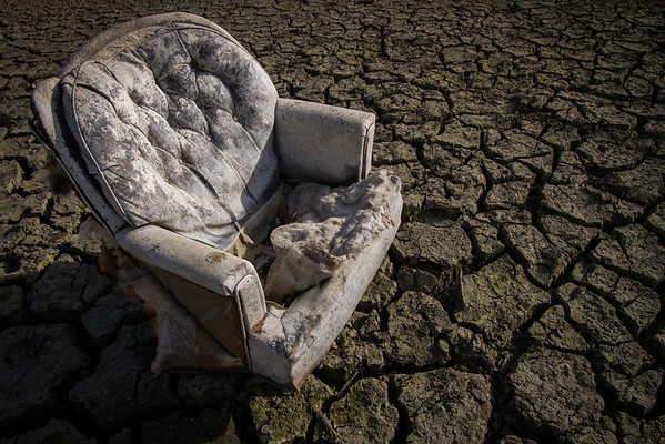 Drought #1: Get up from your armchair