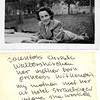 Austria. 1944-45. Hotel Straubinger in Bad Gastein.  Countess Christl Walterskirchen daughter princess Witkenstein [Wittgenstein]