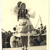 Zalishchky. 1936. Renia during the grape harvest festival