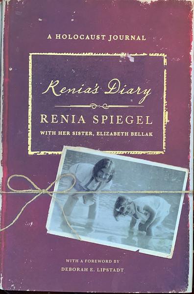 RENIA'S DIARY. St. Martin's Press, New York. 2019. 320 pp.