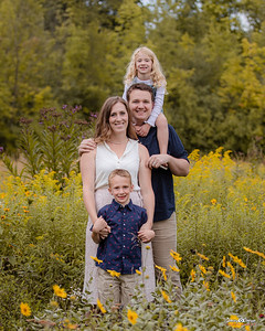 The Ellison Family
