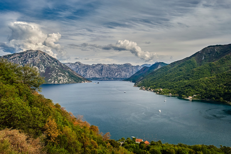 The Bay of Kotor (a.k.a. Boka)