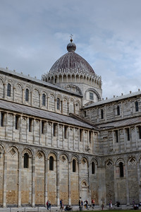 Pisa Cathedral Dome