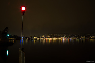 Christmas Lights in Zurich