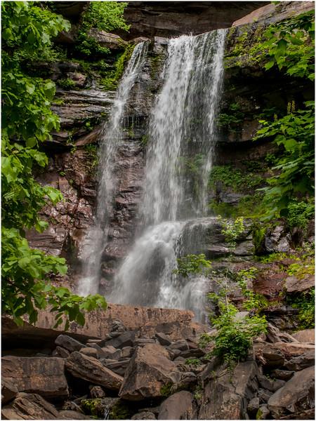 New York State June 2009 Kaaterskill Falls 3