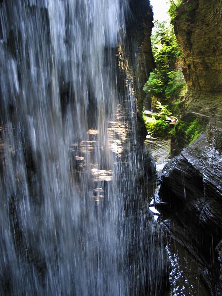 Watkins Glen August 2007 Waterfalls 1