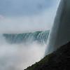 Niagara Falls August 2007 Canadian Falls Tunnel Overlook