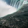 Niagara Falls August 2007 Canadian Falls Over the Brink