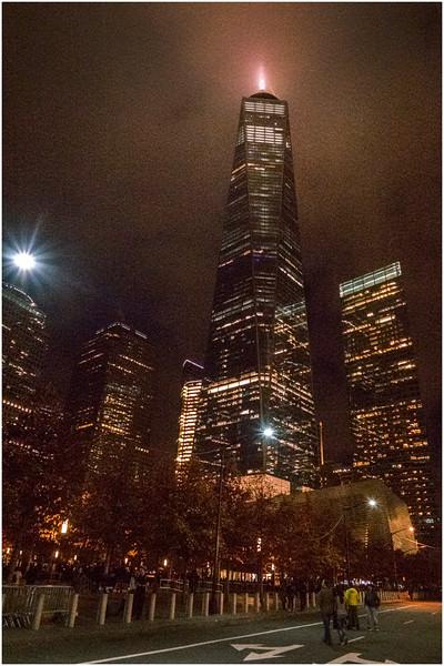Manhattan NY One World Trade Center 3 November 2016