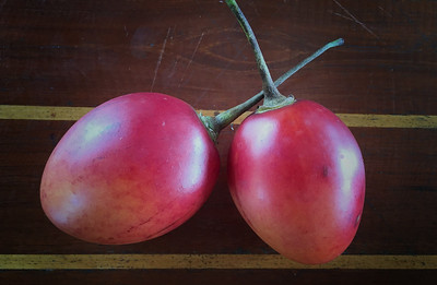 Tamarillo (aka tree tomato)