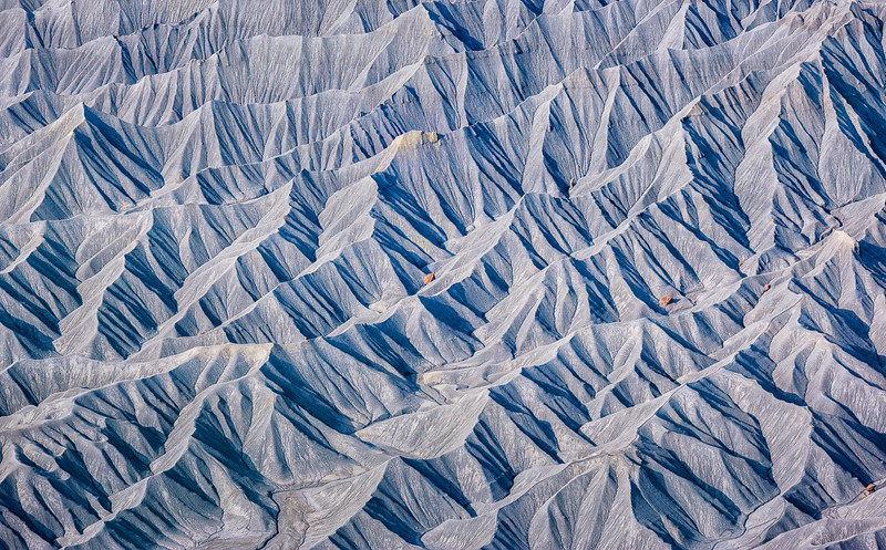 Mancos Shale badlands, Utah