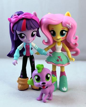 Equestria Girl Minis