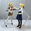 Aigis and Saber