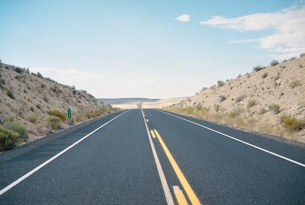 Open Road Ahead - U.S. Route 20