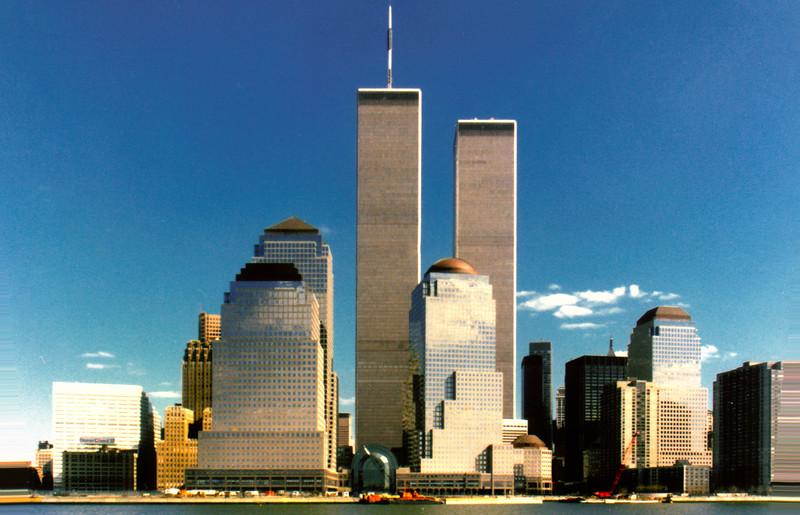 Lower Manhattan, 1990
