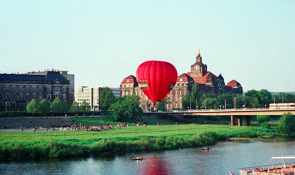 Dresden, Germany - 1999