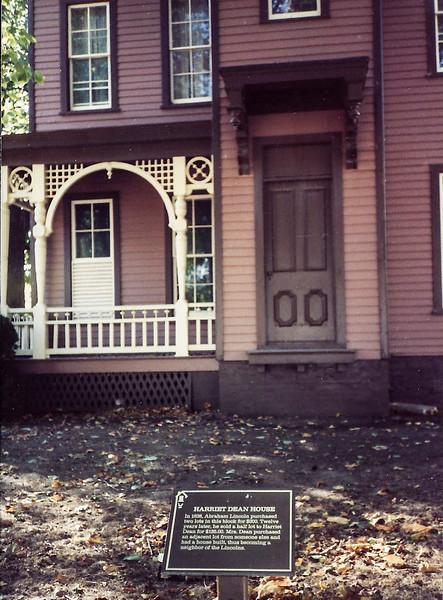 Harriet Dean House