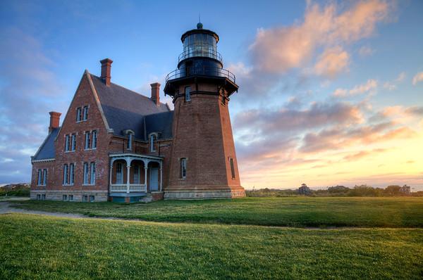 Southeast Lighthouse Sunrise, BI