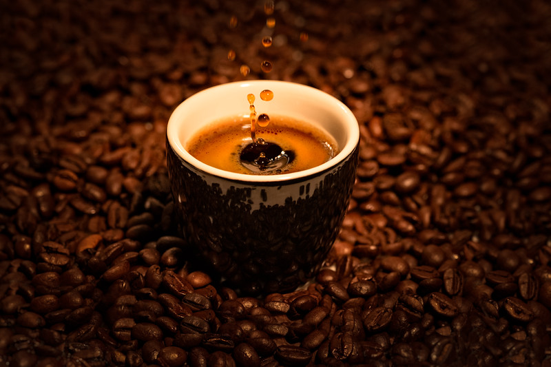 Metamorphosis of a coffee bean – a reflection on Espresso