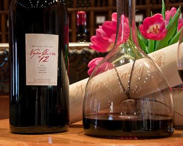 Michael Pozzan Winery, Napa, CA