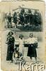 """Przed 1939, Zaleszczyki, woj. tarnopolskie, Polska.<br /> Na plaży nad Dniestrem.<br /> Fot. NN, zbiory Archiwum Historii Mówionej Ośrodka KARTA i Domu Spotkań z Historią, udostępniła Marii Podolińskiej-Wójt w ramach projektu """"KARTA z Polakami na Wschodzie"""" (sygnatura nagrania - AHM_PnW_1048)."""
